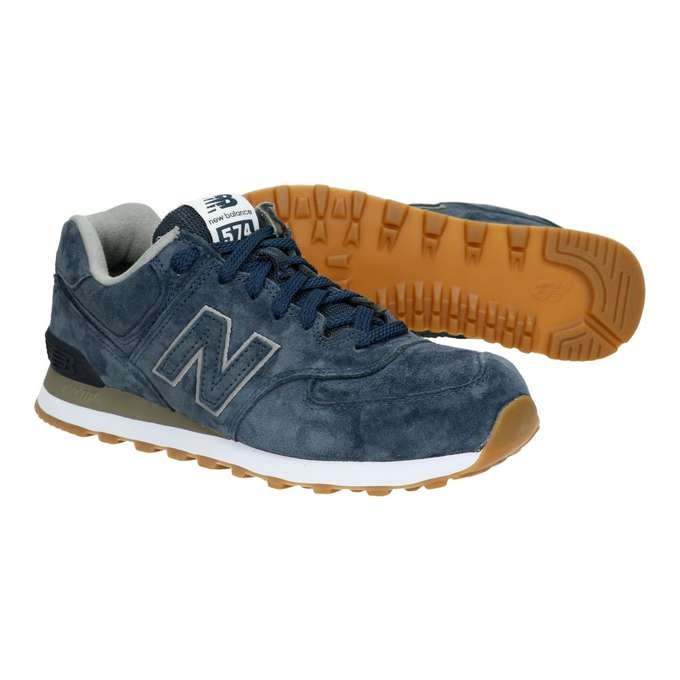 Alta qualit New Balance 574 Graphite