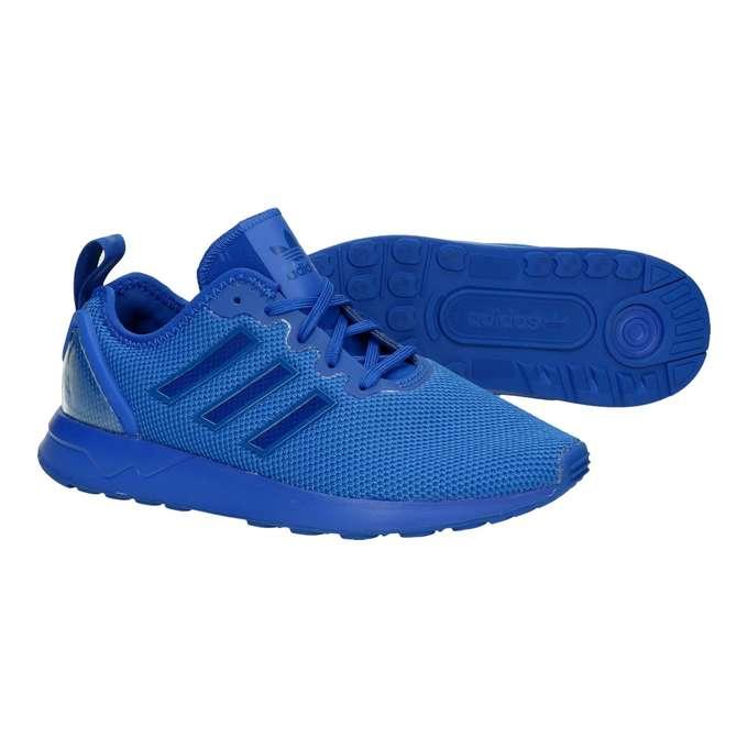 buty adidas zx flux adv niebieskie