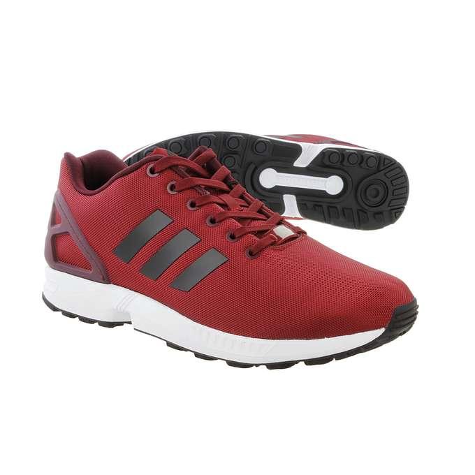 adidas Originals Zx Flux Sneakers In Red Bb2172, £51 | Asos