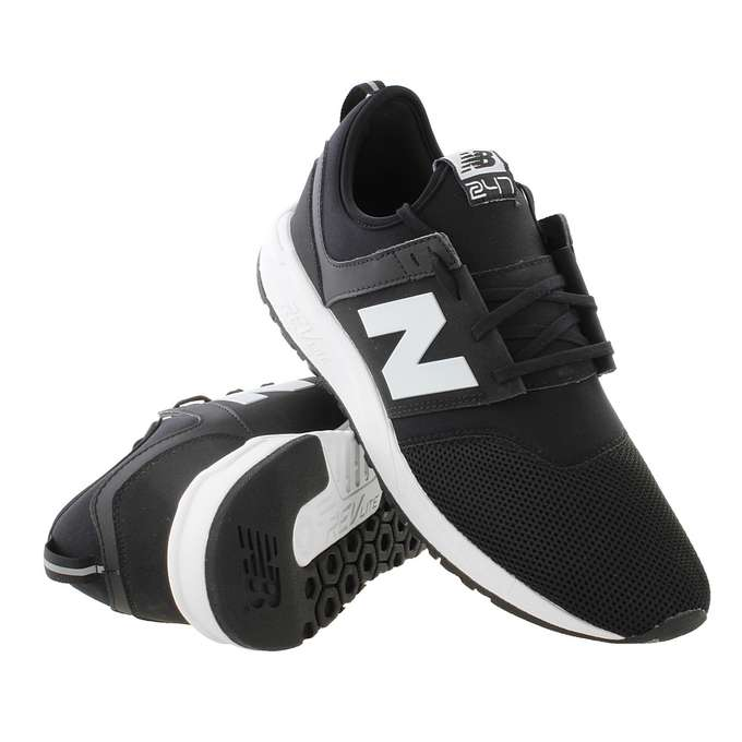 buty new balance 247 classic black