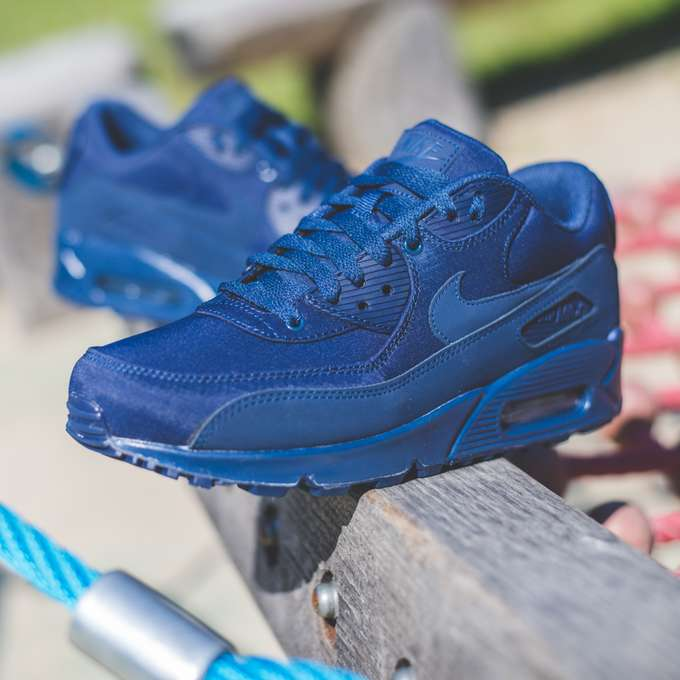Buty Nike Air Max 90 Essential Midnight Navy (537384 419
