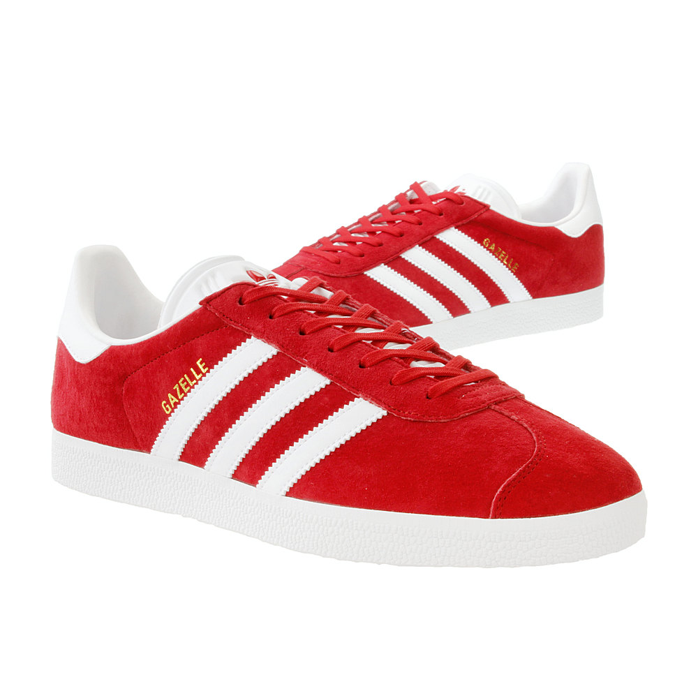 adidas Originals Gazelle S76228 | bordeux || CZERWONY | da