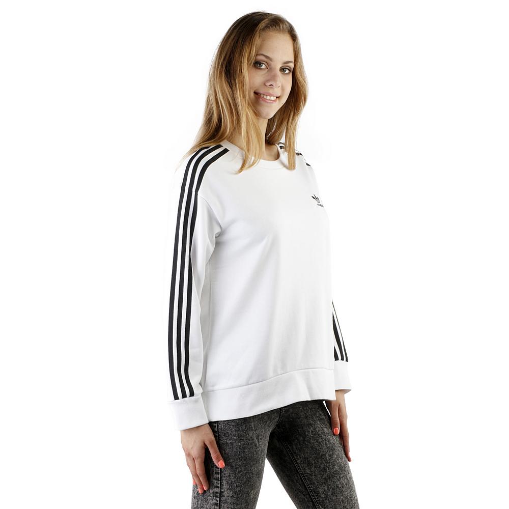 the latest f0735 7f14d bluza adidas originals 3 stripes damska