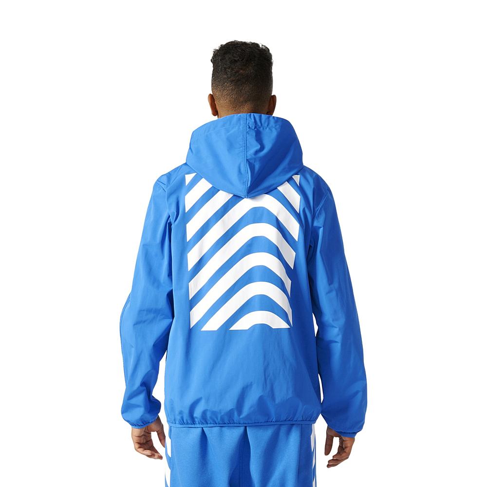 Adidas Kurtka NYC Herringbone Windbreaker