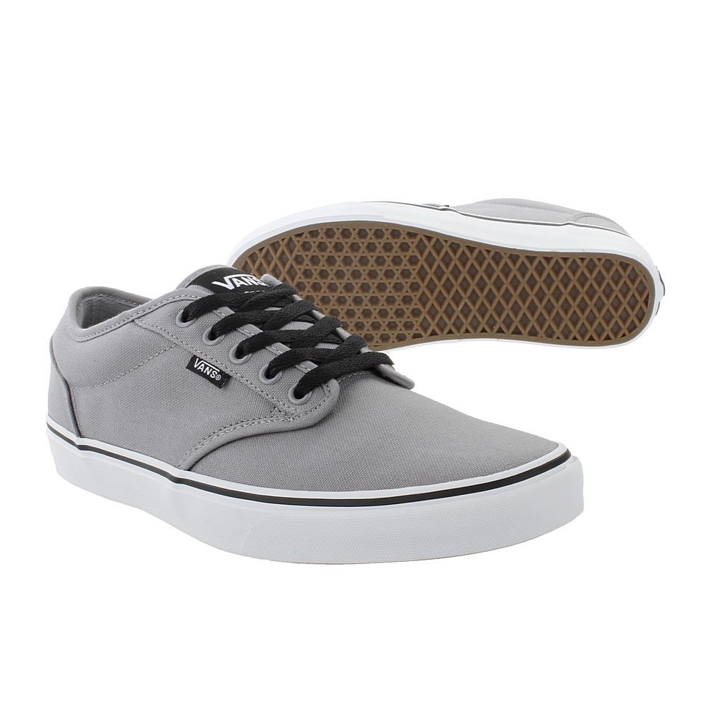 vans atwood canvas grey