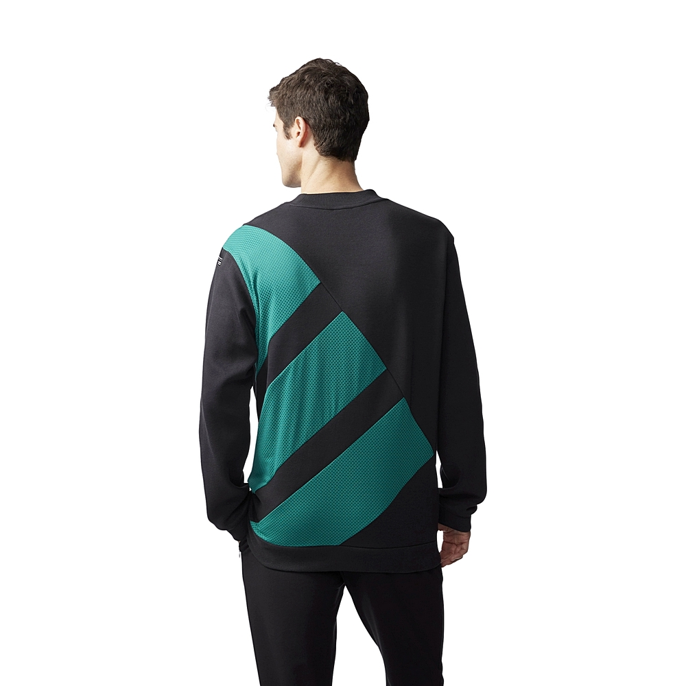 Bluza adidas EQT EXT Blocked Crew Sweatshirt