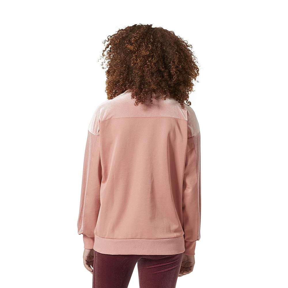 Bluza adidas Crewneck Sweatshirt Raw Pink